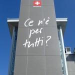 Turm des Schweizer Pavillons