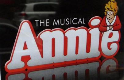 NYC Annie Plakat
